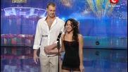 Украйна Търси Талант - Момче и момиче танцуват невероятно