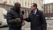 Джони Нелсън И Адам Смит Коментират Подготовката На Владимир Кличко Във Киев, Украйна