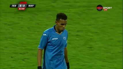 Левски - Марек - Второ полувреме (14.03.2015г.)