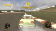 Grid Nurburgring drift fun run