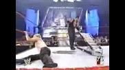 Undertaker Vs Jeff Hardy Ladder Match Part 1