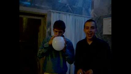 Бал 2008 Мездра, Балони С Хелий