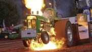 Супер трактори-експлозивен старт