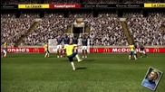 Roberto Carlos срещу Франция - Pes 2011
