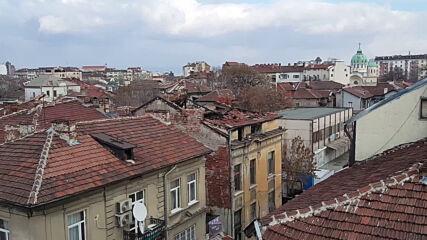 """От """"Моята новина"""": Опасните сгради на София"""