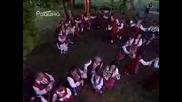 Фолклорна група Перун - Девойчице, любиш ли ме мене