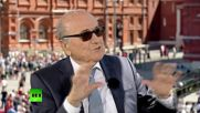 Russia: Blatter lauds host nation's World Cup victories as 'best start ever'
