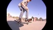slow motion tre flip