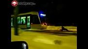 Как безплатно да се повозите на трамвай !