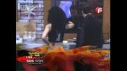 Елеонора се хвали, че може да готви, чисти и пере, Big Brother Family, 01.04.2010