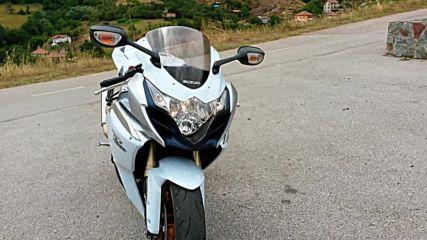 Suzuki Gsx-r 1000 K9 Limited Edition & Mivv X-cone Exhaust