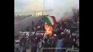 Ascoli Горят Комунистическо Знаме