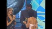 Christina Accepting Best Female Pop Vocal