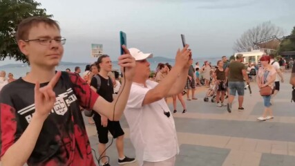 Джулай морнинг 2021 в Бургас. Мерт Асенов - китара (2)