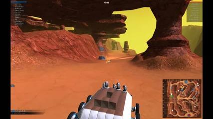 Robocraft Gameplay [1] !