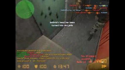 Counter Strike 1.6 - Dynamix Power gameplay