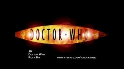 Doctor Who - Theme rock mix extended