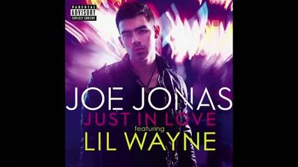 Joe Jonas - Just in Love &featuring Lil Wayne (audio)