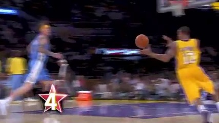 Shannon Brown Top 10 Dunks