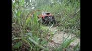 3x Axial Wraith 3x Traxxas Summit, Land Rover D90 Clod Buster Scx10 Cc01 at Devils backbone