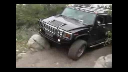 Hummer H2 - The Greatest Off - Road Experien