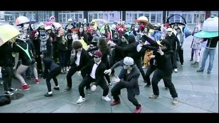 Gangnam Style се изправи срещу Harlem Shake2
