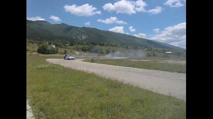 bmw tds drift karting pista sopot
