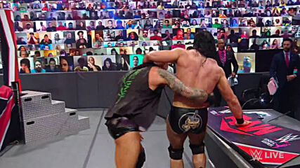 The Fiend and Drew McIntyre lay trap for Randy Orton: Raw, Oct. 26, 2020