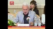 Сидеров е преизбран за председател на медийна комисия в Ипап, 28.06.2014г.