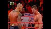 Wwe Разбиване Ортън срещу Тед Дибияси