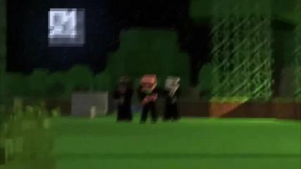 Minecraft Gangman Style Parody !
