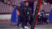 Изгониха Мазику, остави ЦСКА с 10 човека срещу Арда