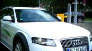Audi бори трафика с Travolution