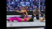 The Bella Twins Vs. Maryse & Natalya