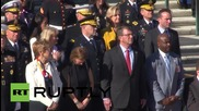 USA: Obama salutes soldiers on National Veterans Day