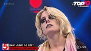 Top 10 Mejores Momentos de RAW: WWE Top 10, Jun 14, 2021