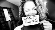 Janet Jackson ft. Missy Elliott - Burn It Up! (official Lyric video 2o15)