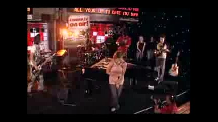 Delta Goodrem - Innocent Eyes (live)