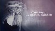 Princess Sarah - Mauvais Garcon ( Lyrics Video )