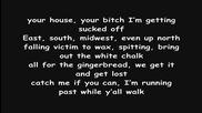 (new 2o1o) Eminem - Syllables (lyrics) feat. Jay - Z, Dr. Dre 50 Cent, Stat Quo & Ca$hi$ (new 2o1o)