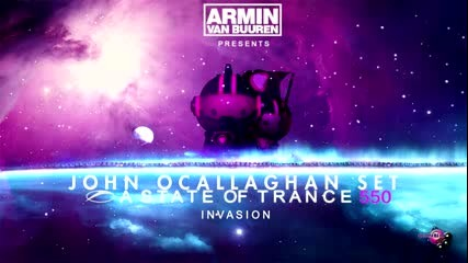 A State Of Trance 550 - John O` Callaghan - Los Angeles -(17.03.2012)