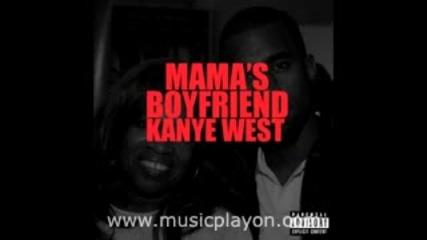 Kanye West - Mama's Boyfriend ( неиздавана ) (2011)