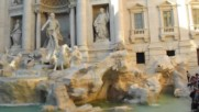 Екскурзия до Рим - Фонтанът Ди Треви