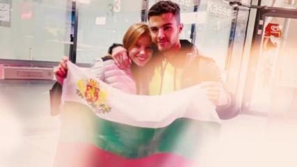 Ерика, Дейвид и тяхната българска мечта за Токио 2020