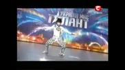 Amazing Dancer - Ukrainian Talenter 2011 - Atai (20 years old) - Youtube