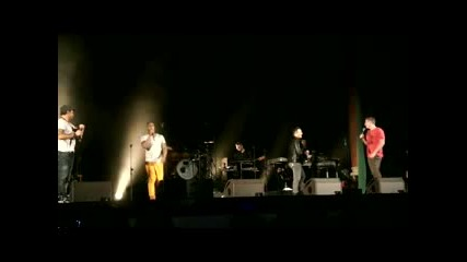 Blue - We Got Tonight { Live }