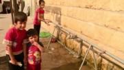 Syria: Humanitarian aid reaches children in IDP camp in Aleppo
