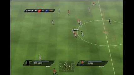 Fifa 10 amazing goals