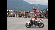 The Riders Mc Bulgaria [sliven Stunt] Mokus !!!