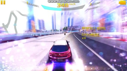 Lp Asphalt 8: Airborne - Alfa Romeo Giulietta Veloce Assembly Cup [the Rose of the Desert 01:05:142]
